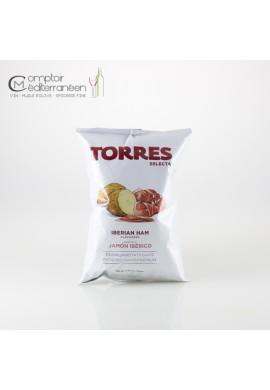 Chips au Jambon iberique Torres