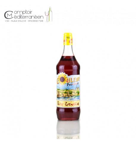 Sirop de Grenadine 1L Couleur Provence
