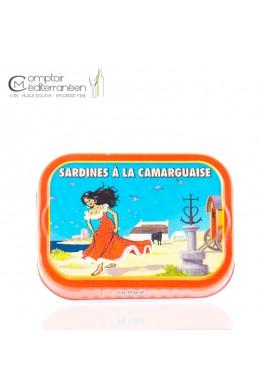 Sardines a la Camarguaise