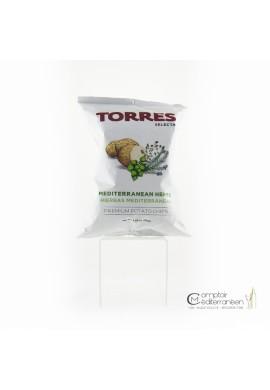 Chips a l huile d olive Torres