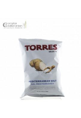 Chips au Sel de Méditerranée Torres
