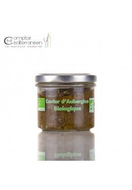Caviar d'aubergine Bio 90g
