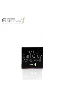 The Noir Earl Grey Agrumes - Boite BISTROT - FBKT