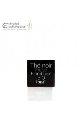 The noir Fraise Framboise BIO - Boite BISTROT - FBKT