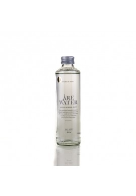 Bouteille verre Eau plate 350 ml Are Water