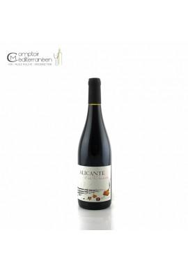 Mas du chene Alicante et les 40 buveurs Vin de France 2017 75cl