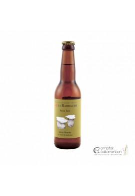 Bzz Bzz 33Cl Bière Blonde bio La Barbaude 33cl