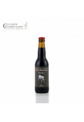 Maltador Bière Brune La Barbaude 75cl