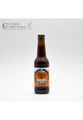 Bière de la Plaine Ambrée 33cl BIO