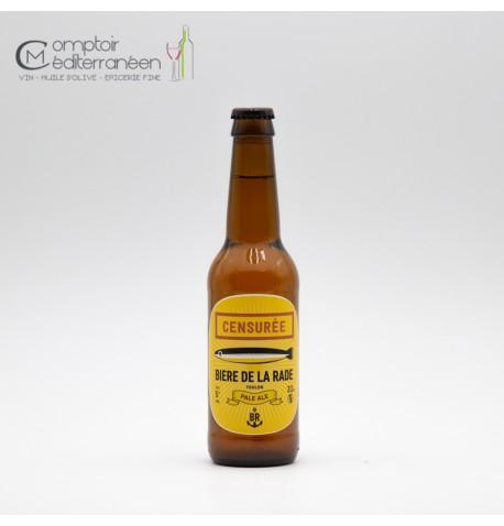 La Censurée Bière de La Rade 33cl bio