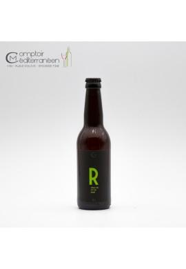 Bière de la brasserie Globulles Finition en fût de Rhum
