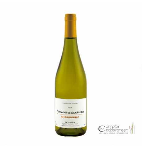 Domaine Gournier Chardonnay Cévennes 2019 75cl