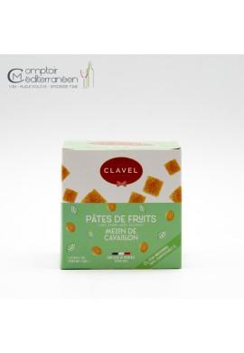 Clavel Pates de fruits au Melon de Cavaillon 160g