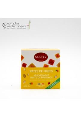 Clavel Pates de Fruits Provence Flowpack 160g