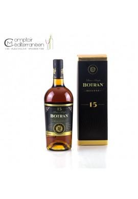 Rhum Botran 15ans 70cl 40%