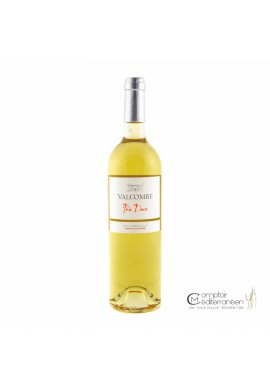 Domaine Valcombe Folle & Douce Moelleux Blanc 75cl 2020