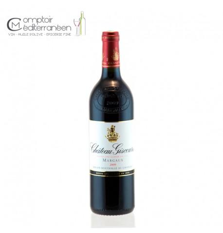 Château Giscours Margaux Rouge 2009 75cl