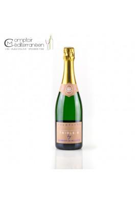 Champagne Besserat Triple B Bio 75cl