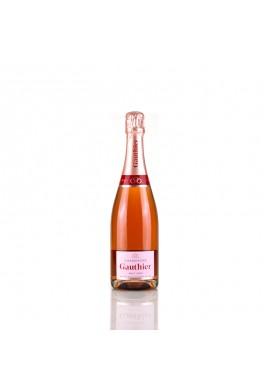 Champagne Gauthier Brut Rosé 75cl