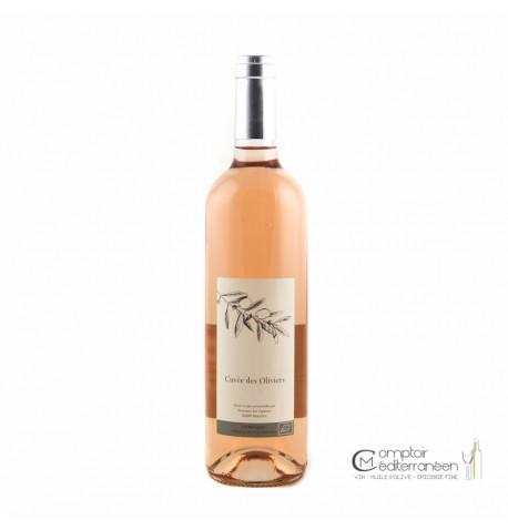 Château de Montfrin Cuvée des Oliviers Rosé Vin de France 2020 75cl