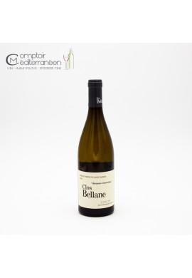 Clos Bellane Marsanne Résurrection Blanc cotes du rhone village 2019 75cl