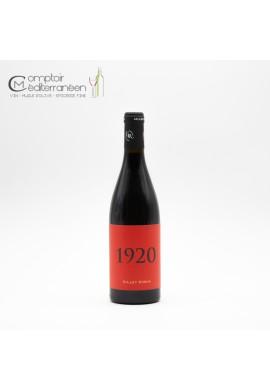 Gilles Robin Cuvée 1920 Crozes Hermitage 2018 Bio 75cl