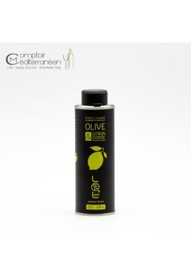 Olives et Citron Corse Produit Culinaire Olipech