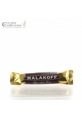 Barre Chocolat Noir Malakoff 20G